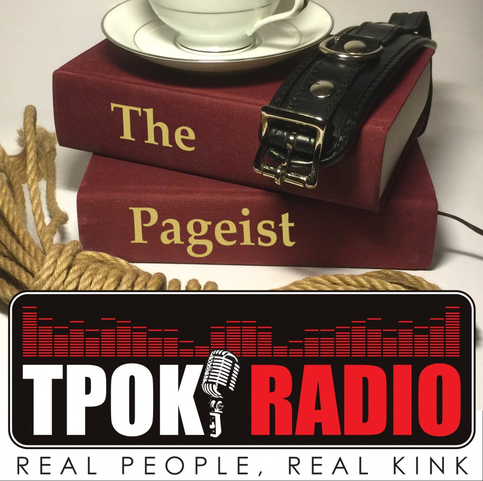 The Pageist - show cover
