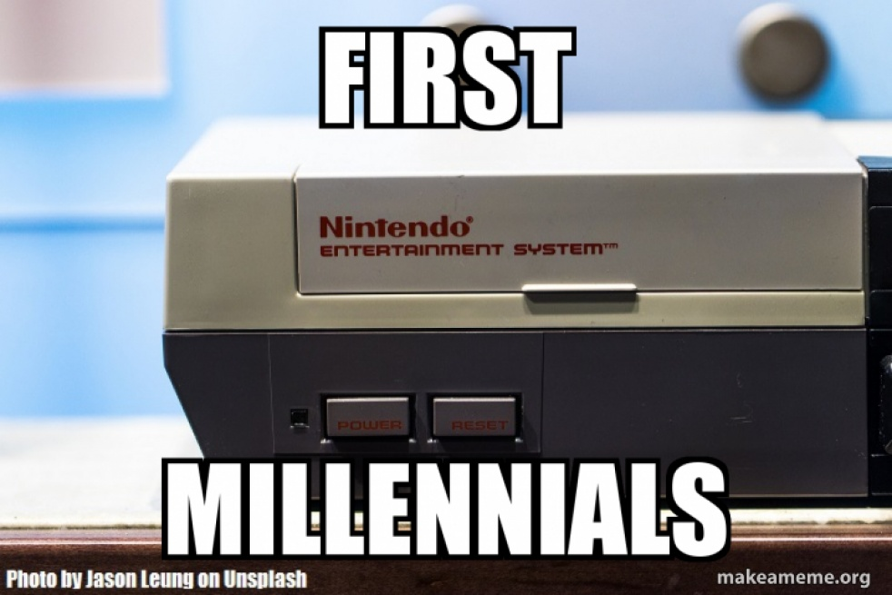 First Millennials - Cover Image