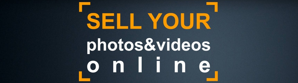 Sell your photos and videos online - Cover Image