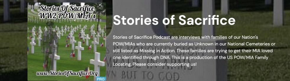 Stories of Sacrifice - American POW/MIAs - Cover Image