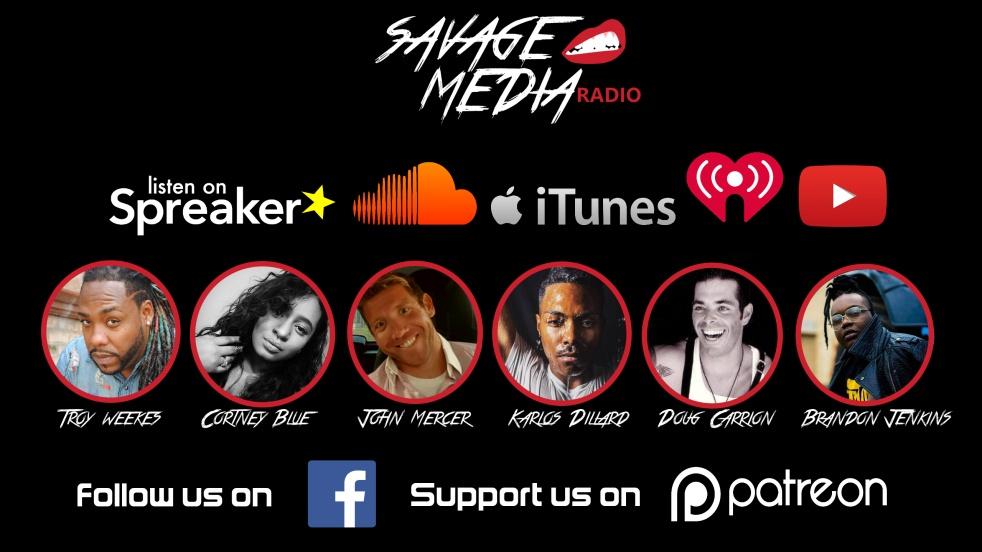 Savage Media Radio - show cover