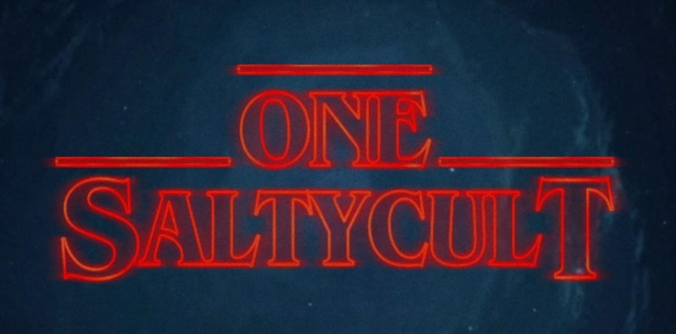 The Salty Aaron Show - imagen de show de portada