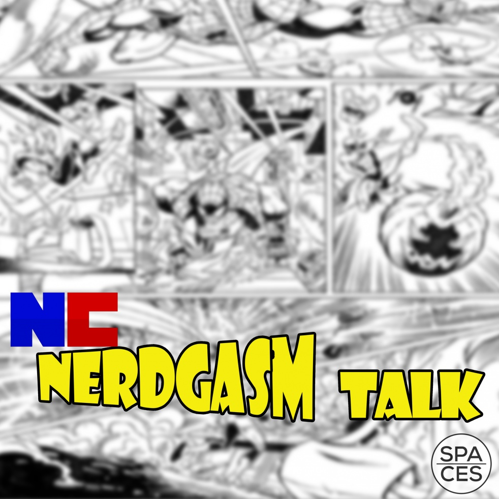 The Nerdgasm Talk - show cover