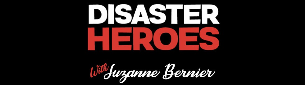 Disaster Heroes - Cover Image
