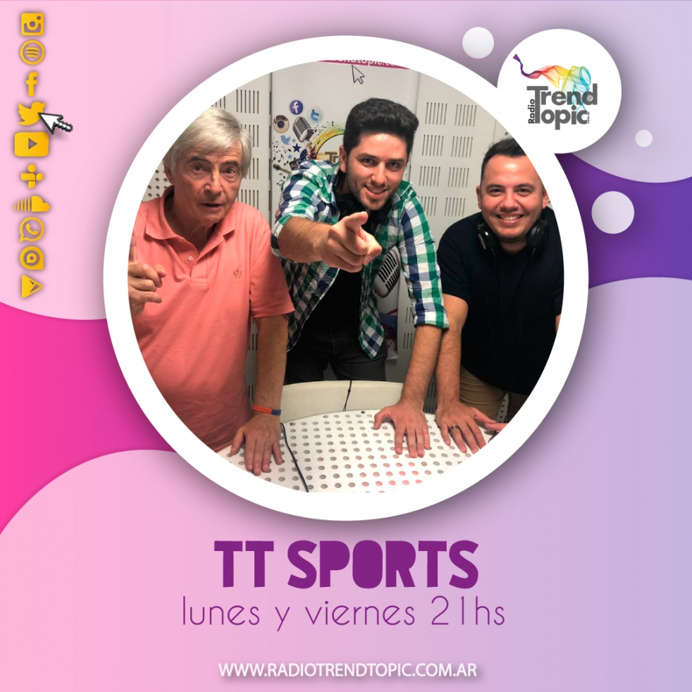 TT Sports - imagen de show de portada