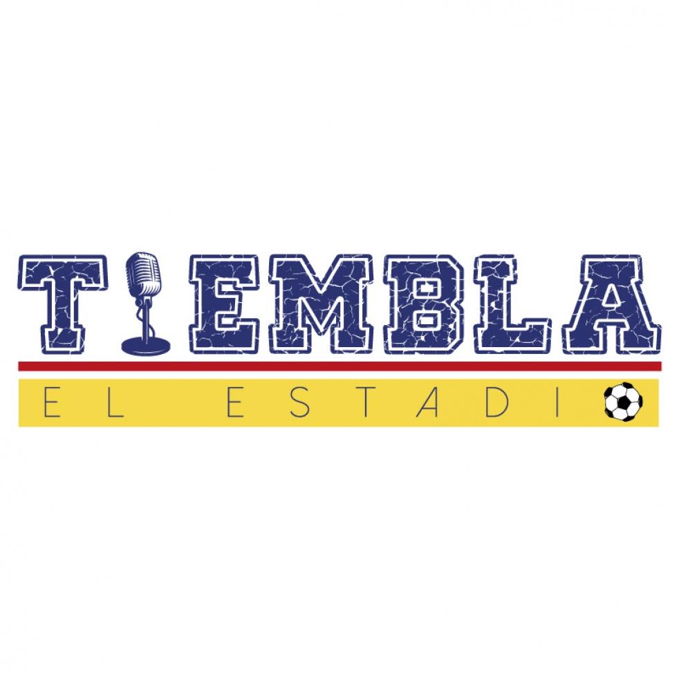 TIEMBLA EL ESTADIO - imagen de show de portada