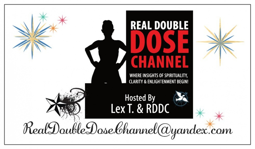 RealDoubleDoseChannel - show cover