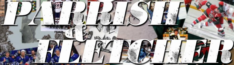 Parrish Fletcher Podcast - show cover