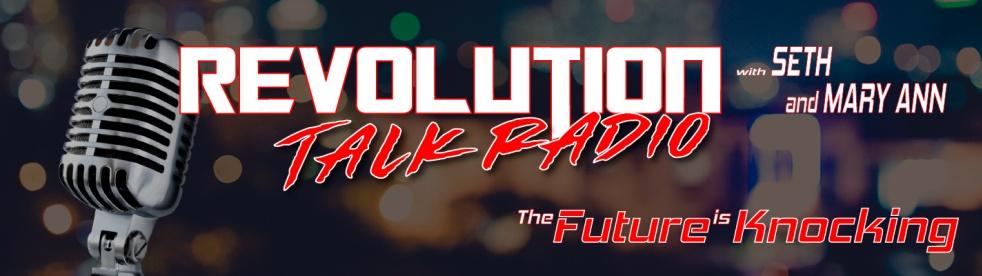 New Revolution Talk Radio - immagine di copertina