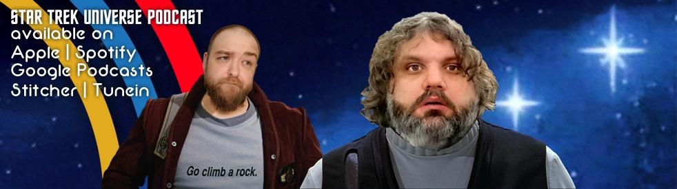 Star Trek Universe Podcast - imagen de show de portada