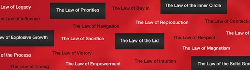 Leadership Tribe - 21 Irrefutable Laws - imagen de show de portada