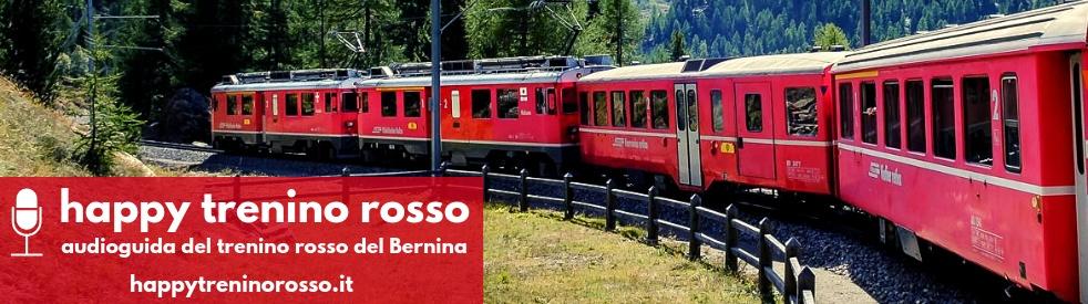 happy trenino rosso - imagen de show de portada