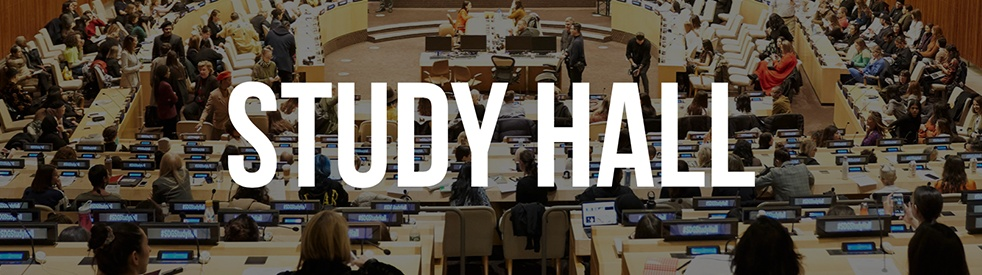 Study Hall Podcas - show cover