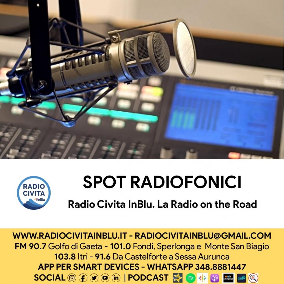 Spot radiofonici - imagen de portada