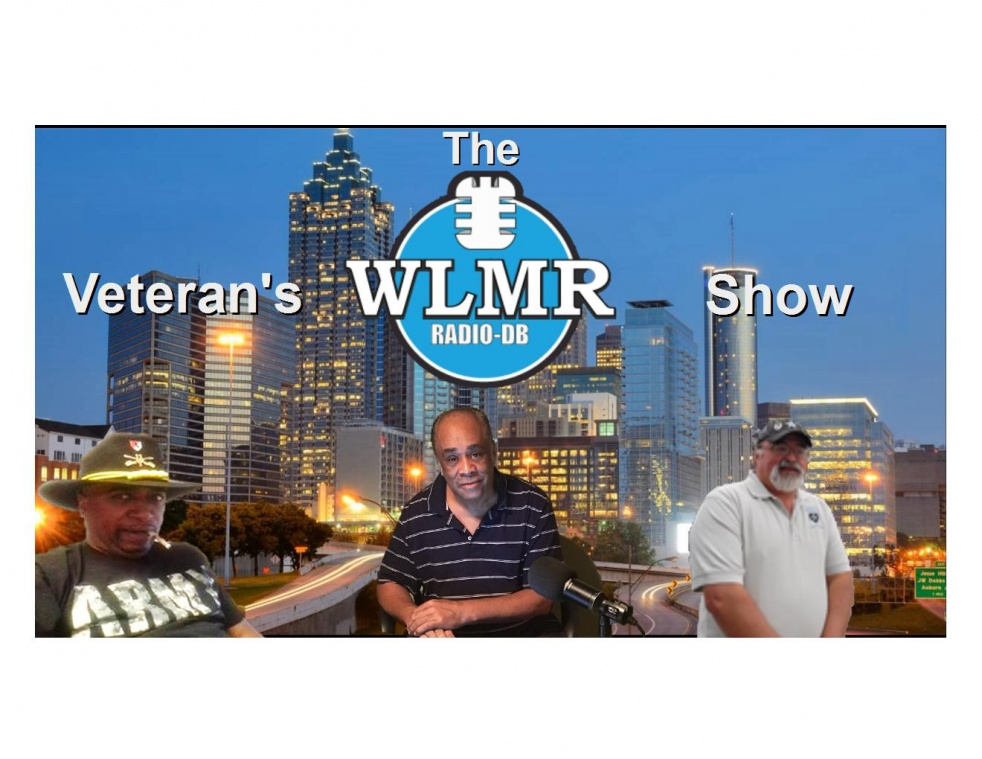 WLMR-DB Radio - The Veteran's Show - Cover Image