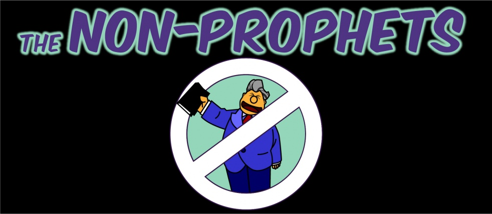The Non-Prophets - Cover Image