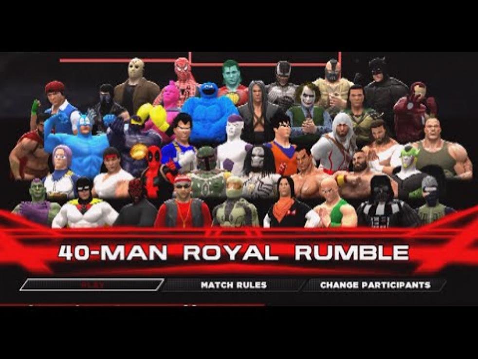 Yamnation Presents Battle World Coliseum - Cover Image