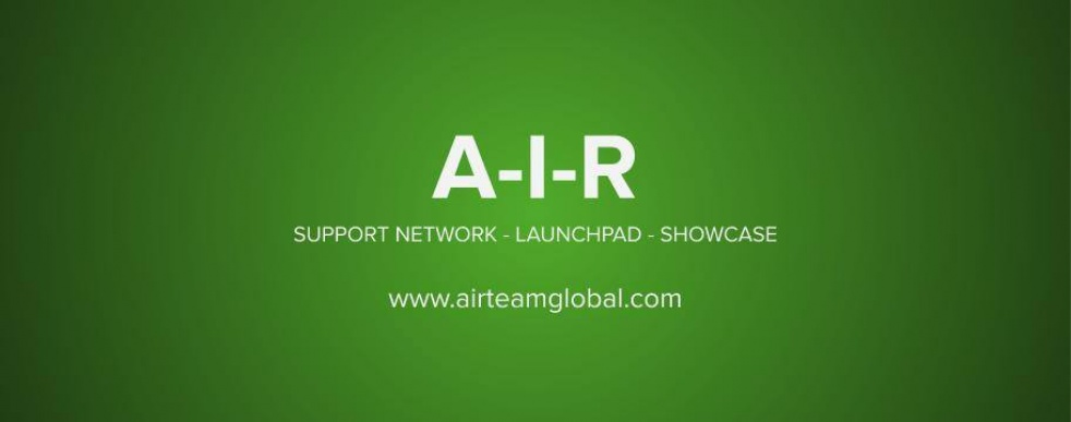 The AIR Team Global Podcast - show cover