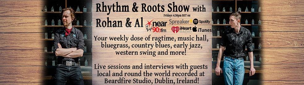 Rhythm & Roots Show with Rohan & Al - immagine di copertina dello show