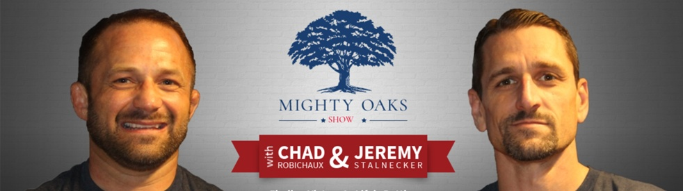 The Mighty Oaks Show - show cover