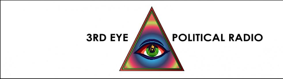 3rd Eye Political Radio - Cover Image