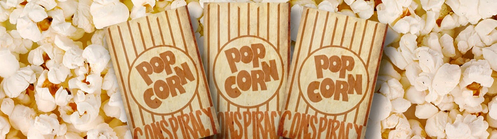 The Popcorn Conspiracy - Cover Image