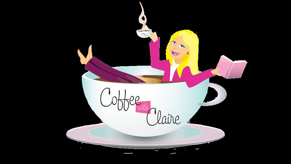 Coffee with Claire - show cover
