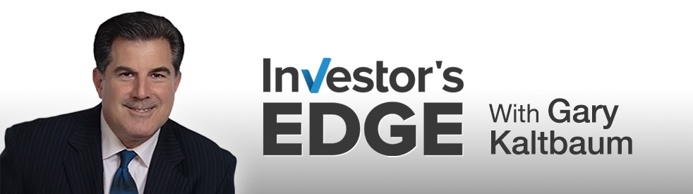 Investor's Edge with Gary Kaltbaum - imagen de portada