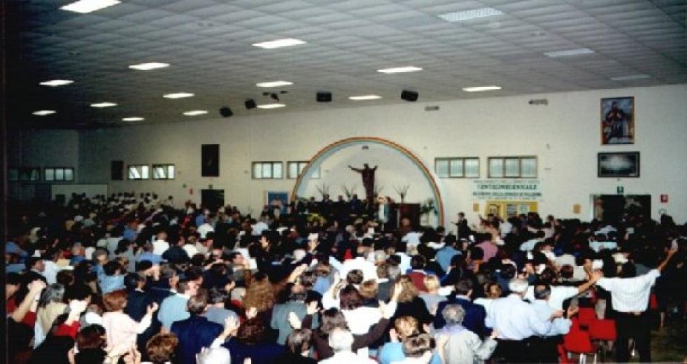Le tracce di RnS Centro Gesù Liberatore - immagine di copertina