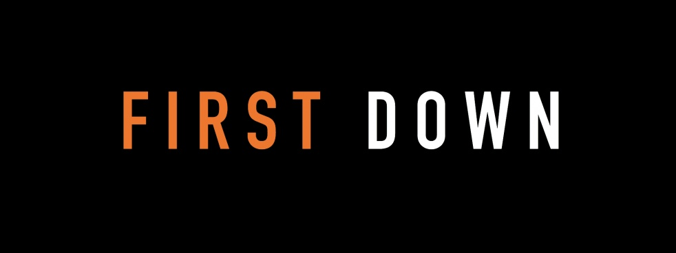 First Down Podcast - show cover