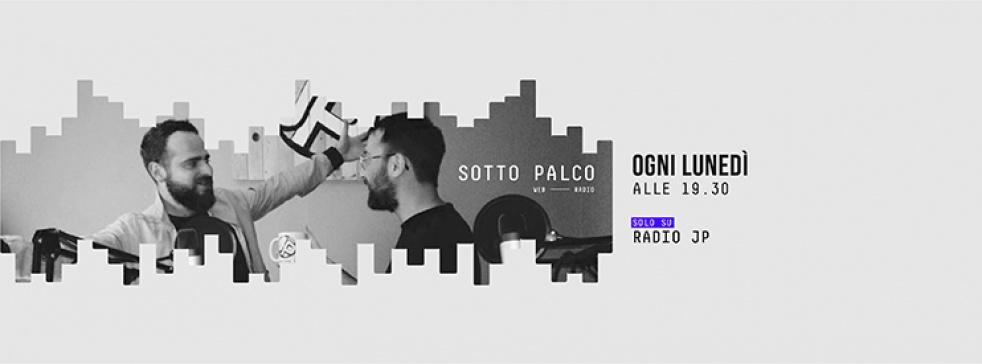 SottoPalco - imagen de show de portada