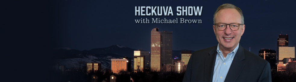 Heckuva Show with Michael Brown - show cover