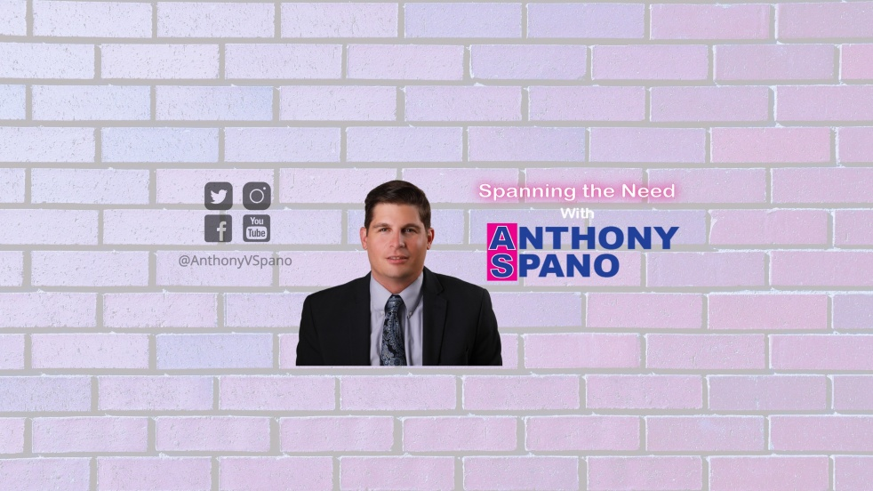 Spanning the Need with Anthony Spano - imagen de portada