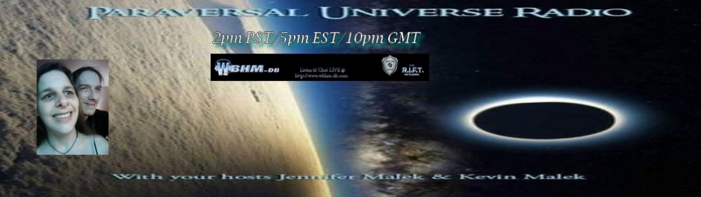 Paraversal Universe - Cover Image