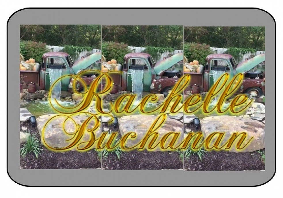 RACHELLE BUCHANAN - Cover Image