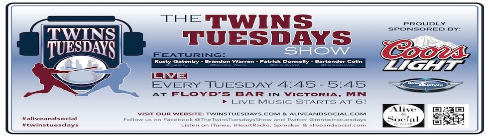 Twins Tuesdays - show cover