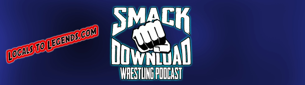 The Smack Download Pro-Wrestling Podcast - show cover
