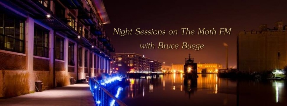 Night Sessions @ The Moth FM - show cover