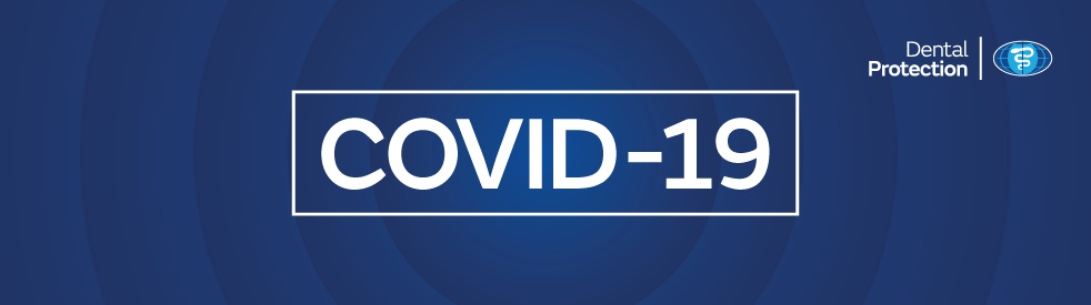 Dental Protection COVID-19 advice - Cover Image