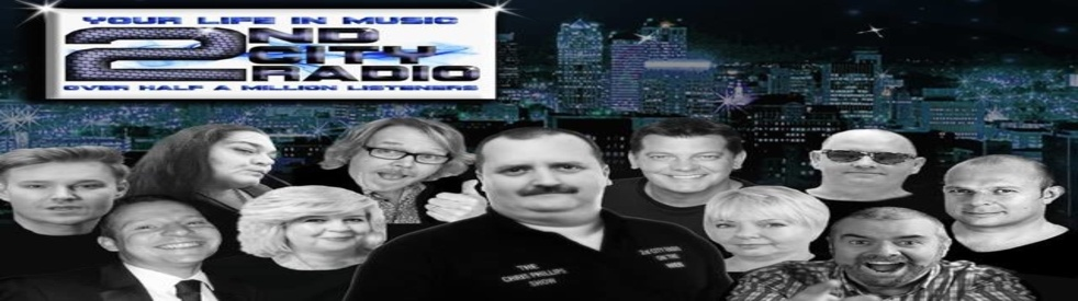 2NDCITY RADIO - show cover