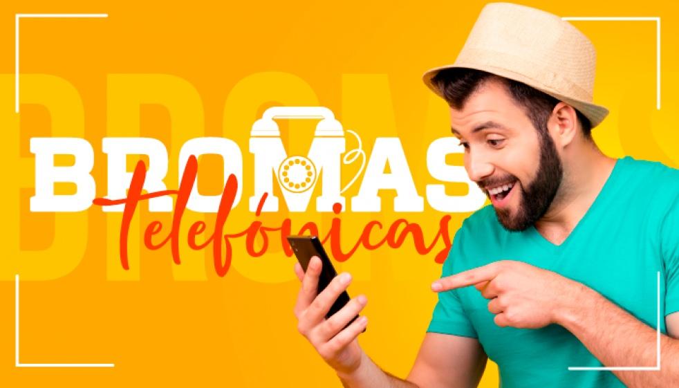 Bromas Telefónicas - show cover