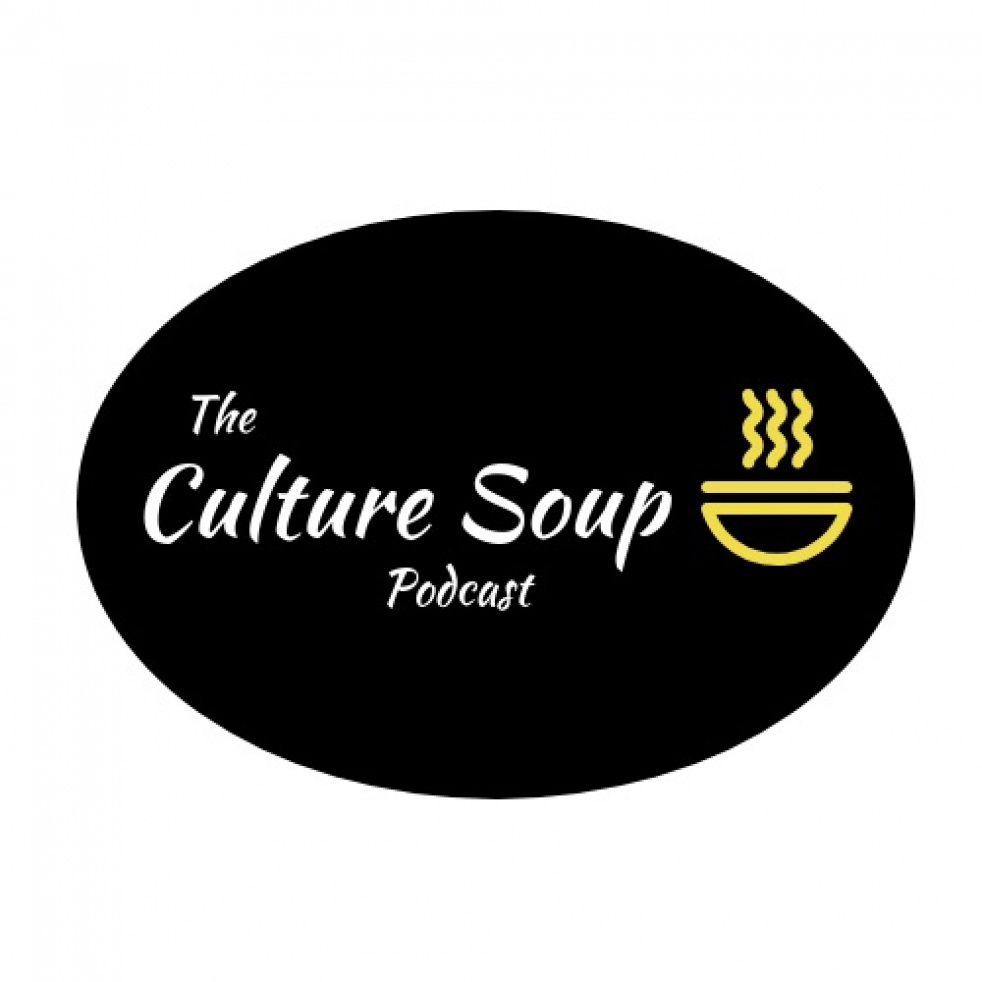 The Culture Soup Podcast™️ - show cover