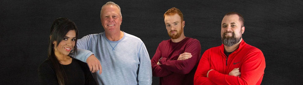 The Sean Salisbury Show - show cover