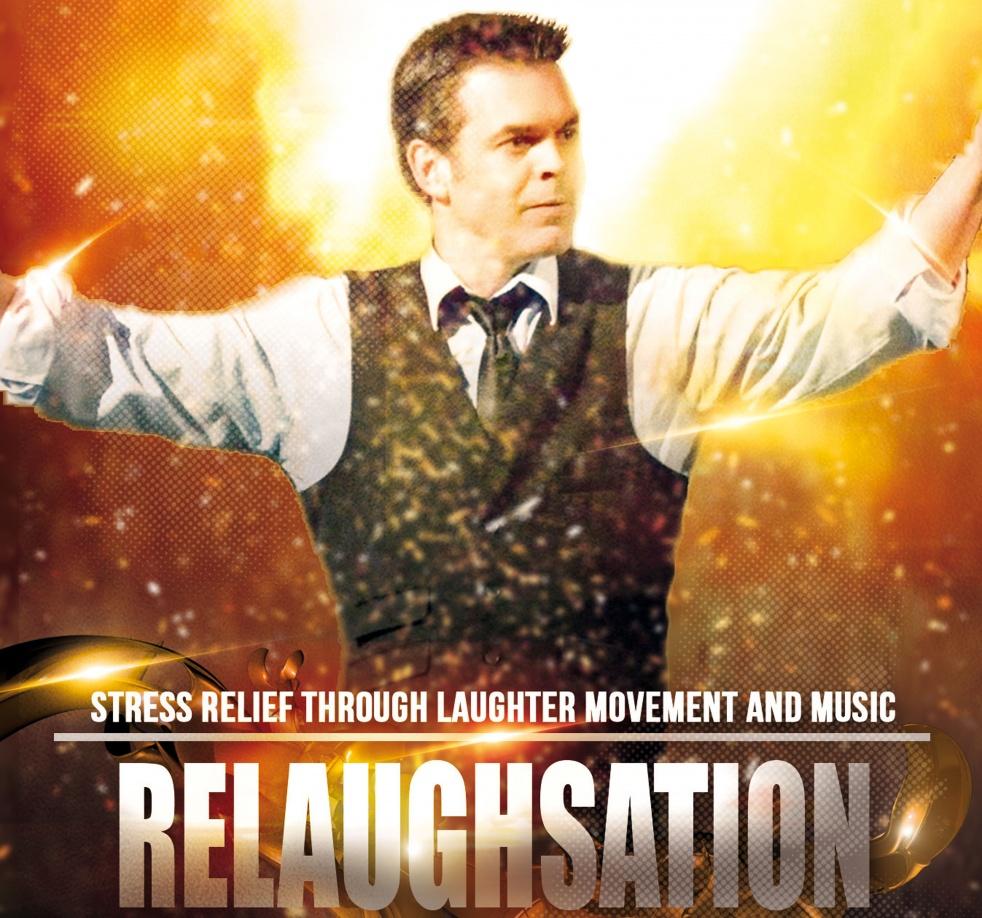The Relaughsation Podcast - show cover