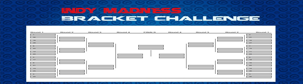 Indy Madness Bracket Challenge - show cover