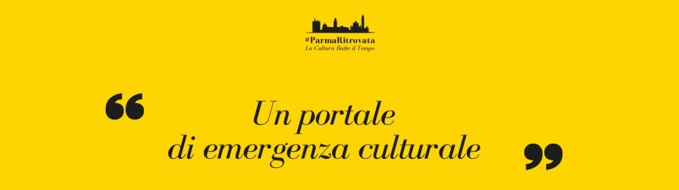 #ParmaRitrovata - immagine di copertina