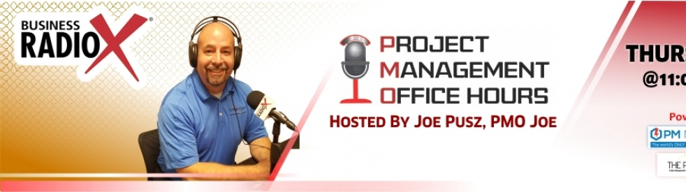 Project Management Office Hours - imagen de show de portada