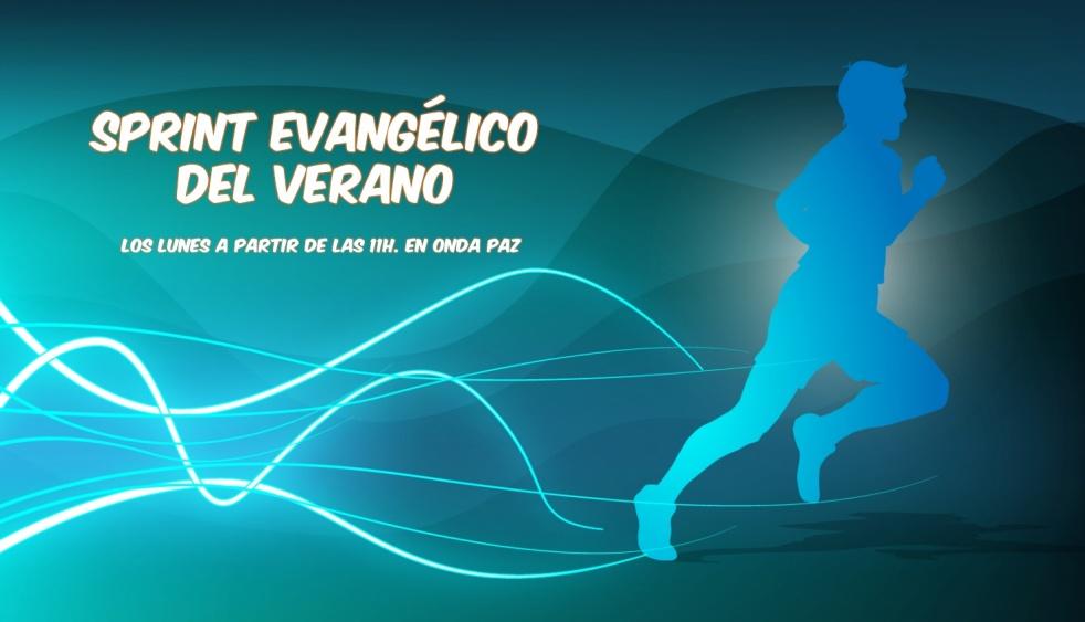 SPRINT EVANGÉLICO - show cover