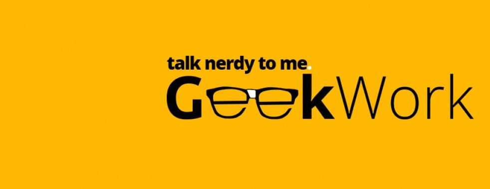 GeekCast - imagen de show de portada