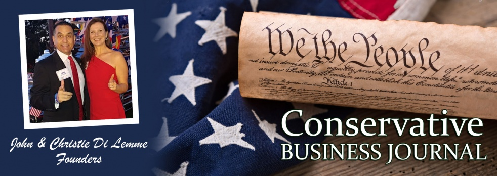 Conservative Business Journal Podcast - Cover Image